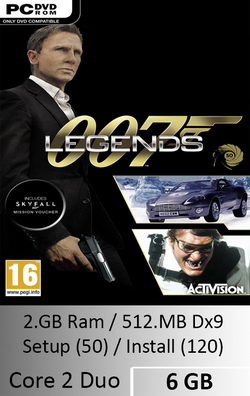 007 Legends  [ 6 GB ]